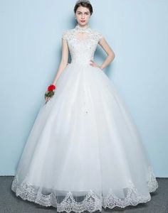 Rochie mireasa Isabelle Lace Ball Gowns, Wedding Dresses, Floral, Clothes, Design, Fashion, Stunning Wedding Dresses, Bride Dressing Gown, Engagement