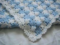 Örgü Bebek Battaniyesi Yapımı | Hobilendik.net