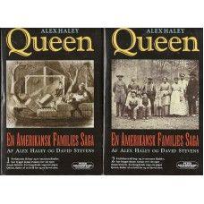 Queen - Alex Haley (Begge bind)
