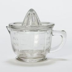 Terrain Glass Juicer #shopterrain