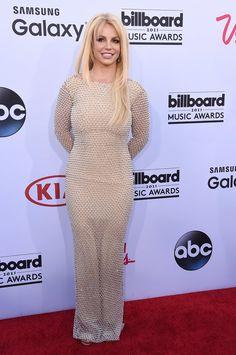 Pin for Later: Seht alle Stars auf dem roten Teppich bei den Billboard Awards! Britney Spears