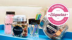 Nesse vídeo, ensino a fazer quatro etiquetas DIY, para você organizar toda a casa. Veja mais em http://www.tuorganizas.com/2015/05/quatro-etiquetas-para-faze...