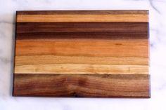 Walnut and Cherry Cutting Board