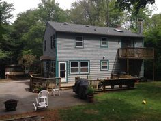 Check out this awesome listing on Airbnb: Semi-secluded home in the woods - Houses for Rent in Hamilton