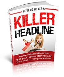 Attention Grabbing Headlines Headlines are one of the most important parts of your website! If you want to ensure that your visitors stick around your headline must instantly communicate that your product is exactly what they want. This report reveals how to write headlines that grab your readers attention and force them to read your website