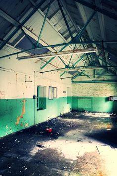Maintenance Buildings and Generator | Social Nightmare