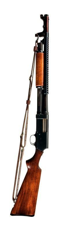stevens 520-30 trench gun: