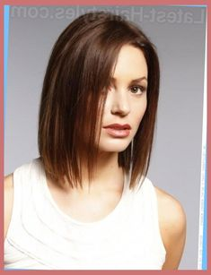 20 Flattering Hairstyles For Long Faces for haircuts for long narrow faces Intended for Existing loveliness