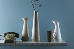 Incipit Lab Sula Ceramic Vase - Juby Store