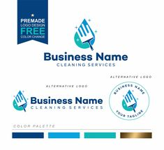 Cleaning logo, House Cleaner Logo, Premade Housekeeper Logo, Cleaning Service Branding, Maid Logo, Cleaning business logo, Housemaid logo403 Business Names, Business Logo, Business Card Design, Logo Branding, Branding Design, Logo Design, Logos, Cleaning Service Logo, Cleaning Services