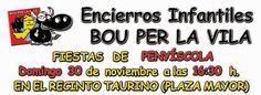 torodigital: Os esperamos en Peñíscola el domingo por la tarde...
