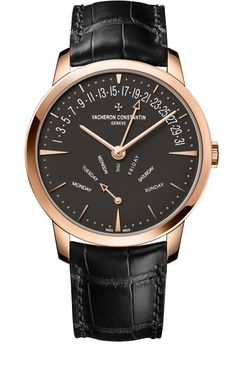 Haute Horlogerie by Vacheron Constantin Patrimony - Army Watches, Fine Watches, Cool Watches, Watches For Men, Latest Watches, Elegant Watches, Beautiful Watches, Vacheron Constantin, Bracelet Cuir