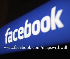 Would you like daily updates? :)  If so, like my Facebook page: facebook.com/mapswithwill
