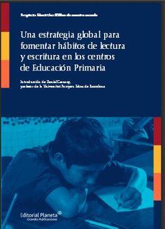 Estratexias para fomentar hábitos de lectura e escritura en Primaria