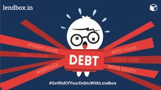get rid of credit card debt and bills