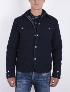 Quilted Snap Front Jacket. http://www.prpsjeans.com/shop/PRPS-Goods-Co/Barracuda-Jacket/P3