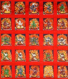 appearance of the wrathful deities - Google Search