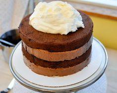Beki Cook's Cake Blog: Triple Chocolate Ice Cream Cake {Recipe}