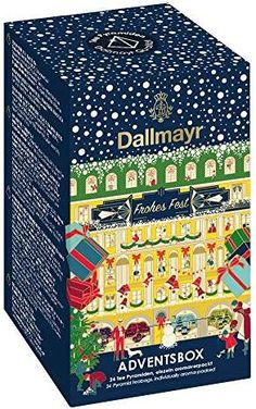 Dallmayr Tee-Adventsbox, 1er Pack (1 x 62,4 g)
