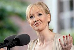 """At her Harvard commencement speech, """"Harry Potter"""" author JK Rowling offers some powerful, heartening advice to dreamers and overachievers, including one hard-won lesson that she deems """"worth more than any qualification I ever earned."""""""