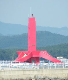 Lighthouses of South Korea: Boryeong Area, Hongwon Marina