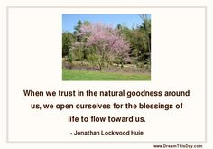 Blessings flow toward gratitude. - Jonathan Lockwood Huie