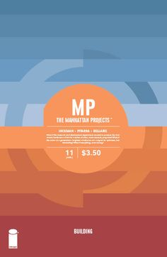 Review of The Manhattan Projects #11, by Russel Harder