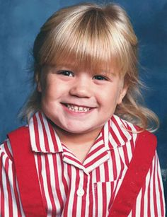 Kelly Clarkson child star celebrity