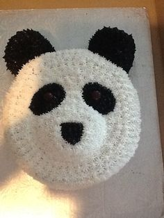 Panda cake By between the layers treats by Mandy betweenthelayerstreats@gmail.com