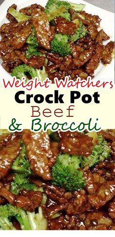 healthy crock pot recipes beef and broccoli ; gesunde topfrezepte rindfleisch und brokkoli healthy crock pot recipes beef and broccoli ; Crockpot Beef And Broccoli, Healthy Crockpot Recipes, Ww Recipes, Skinny Recipes, Cooking Recipes, Healthy Meals, Dinner Recipes, Broccoli Recipes, Crock Pot Beef