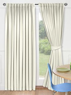 Blenheim Oyster Curtains from Curtains 2go