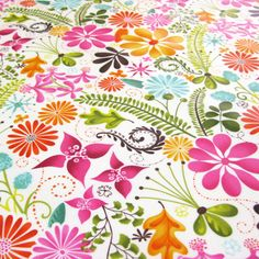 Laminated cotton fabric to make a wipe-able table cloth.
