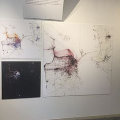 Cartography exhibition at SPUR