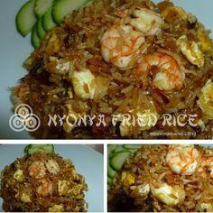 Nyonya Fried Rice recipe - Foodista.com