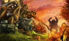 3D Savaş Oyunları arasında yer alan ve 3D Strateji oyunu olan 3D Canavar Savunma oyununda sizlerde vahşi doğada bir savaşın içinde kendinizi bulacaksınız. Vahşi doğada sizin kendi bölgenizin sınırları içerisine girmeye çalaşan düşman canavarların sizin bölgesinize girmemesi için en iyi bir canavar savunması kurmalısınız.