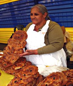 One Perfect Bite: T'antawawa Breads - Andean Bread Babies - and the Day of the Departed in Peru