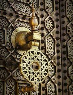 Islamic Art form Morocco