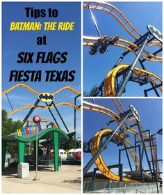 six flags first day of holiday at the park
