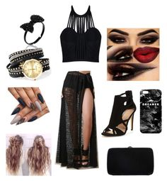 Untitled #71 by incredibly on Polyvore featuring polyvore fashion style Posh Girl Sergio Rossi Mr. Gugu & Miss Go clothing
