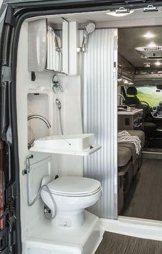 16 Luxury Van Life Interior Design Ideas