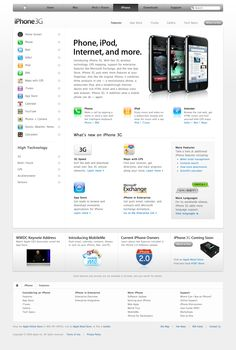Apple - iPhone - Features (11.06.2008)