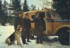 ГАЗ-69 ★ СССР ★ USSR ★ милиция ★ police