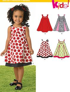 Purchase New Look 6974 Toddlers  Dresses and read its pattern reviews. Find  other Toddlers c09a23a91