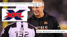 According to Benjamin Allbright, The XFL could be on the verge of hiring a major name in the world of professional Football, who was later revealed to be non. Xfl Teams, Indiana University Of Pennsylvania, Professional Football, New York Jets, Two By Two, Sayings, News, Lyrics