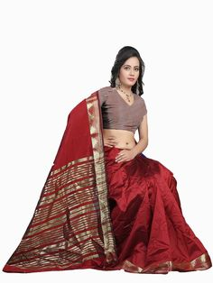 Designer Art silk Saree GF2: Amazon : Clothing & Accessories  http://www.amazon.in/gp/product/B012IPQEX6/ref=as_li_tl?ie=UTF8&camp=3626&creative=24822&creativeASIN=B012IPQEX6&linkCode=as2&tag=onlishopind05-21