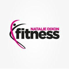 Natalie Dixon Fitness Logo Design
