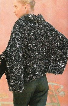 poncho facil cuello alto Off Shoulder Blouse, Tweed, Victoria, Fancy, Knitting, Retriever Puppy, Tops, Women, Ideas