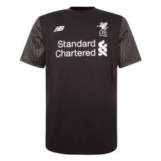 Liverpool Bramkarskie Koszulka Wyjazdowych 2017-2018 Liverpool, Manchester United, Premier League, 18th, Mens Tops, T Shirt, Goaltender, Leotards, Supreme T Shirt
