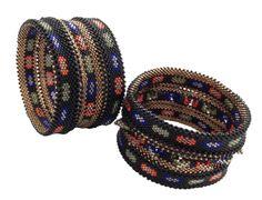 Rayo Boursier layered cuffs