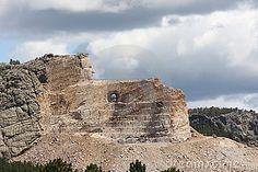 Crazy Horse Memorial in South Dakota by Grzegorz Kieca, via Dreamstime